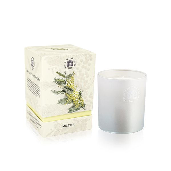 Mimosa Glass Candle