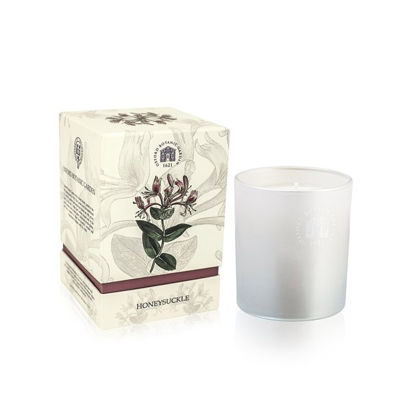 Honeysuckle Glass Candle
