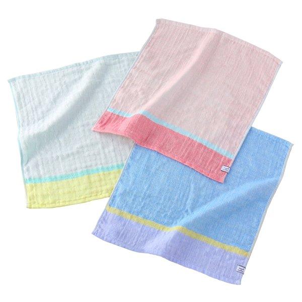 Marshmallow Puff Gauze Face Towel