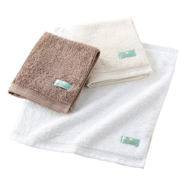 Organic Cotton Pure Natural Face Towel