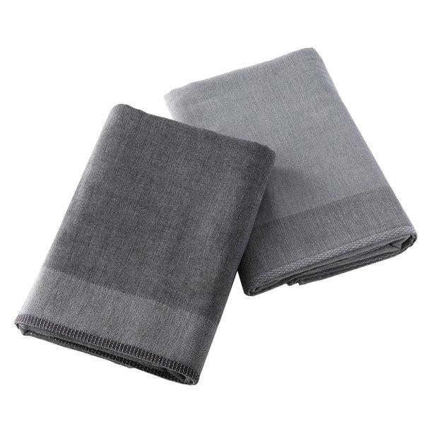 Bincho Charcoal Shijima Long Bath Towel