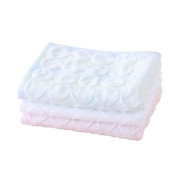 Air Gauze Dot Hand Towel