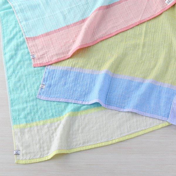 Marshmallow Puff Gauze Bath Towel