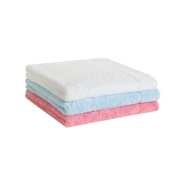 Premium Long Pile Cotton Bath Towel