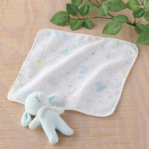 Marshmallow Gauze Dolly TH