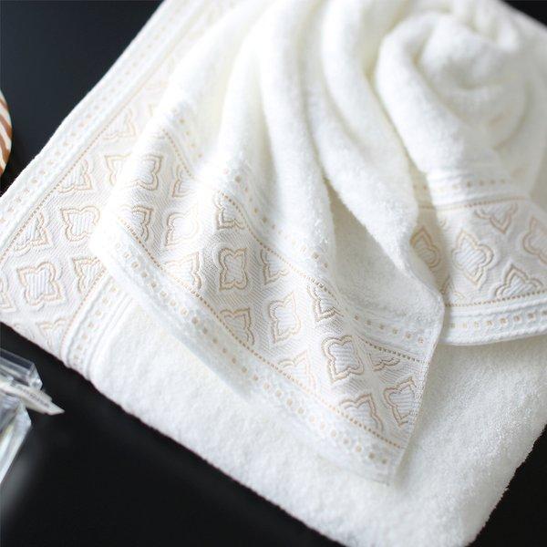 Sea Island Cotton Saint Vincent,                      Hand Towel