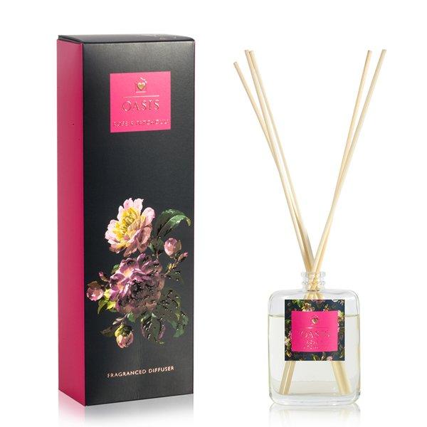 Rose & Patchouli Fragranced Diffuser