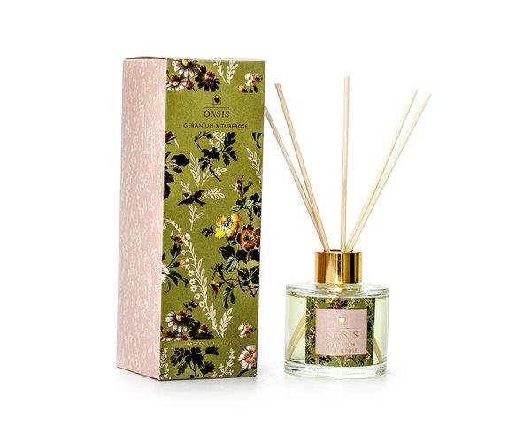 Geranium & Tuberose Fragranced Diffuser