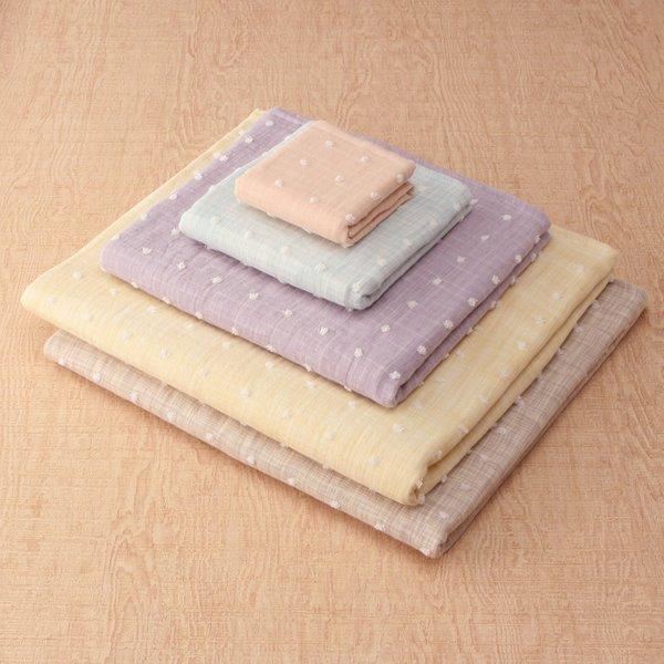 Grass-Stained OG Gauze Long Bath Towel
