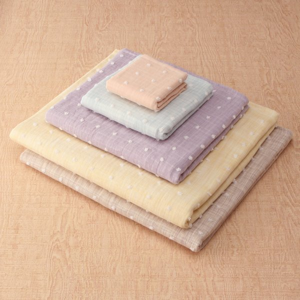 Grass-Stained OG Gauze Hand Towel