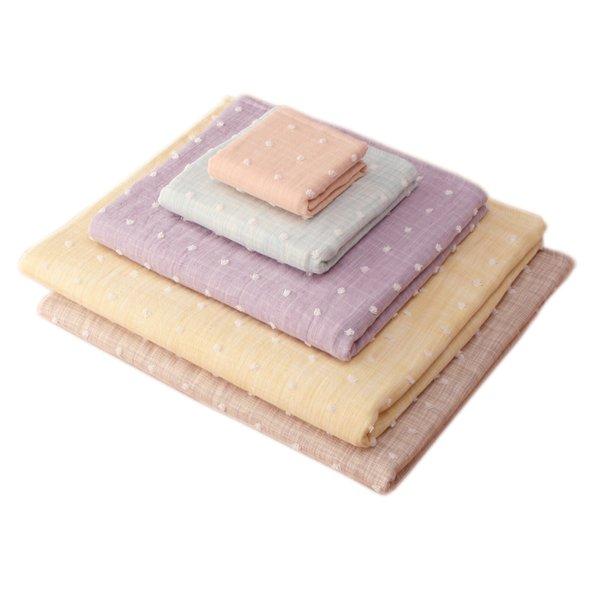 Grass-Stained OG Gauze Face Towel
