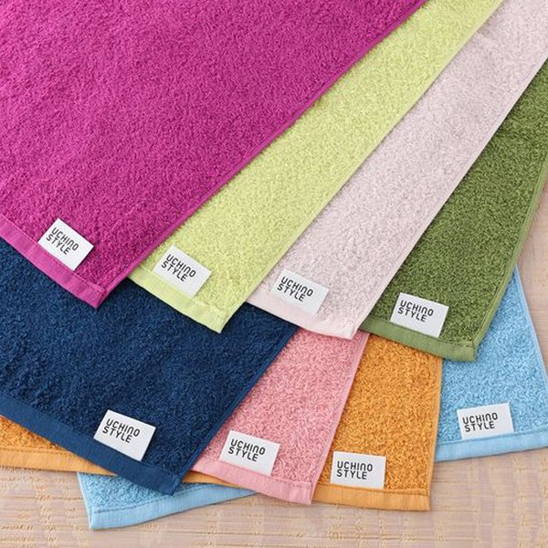 Oboro Japanese Traditional Colour Face Towel