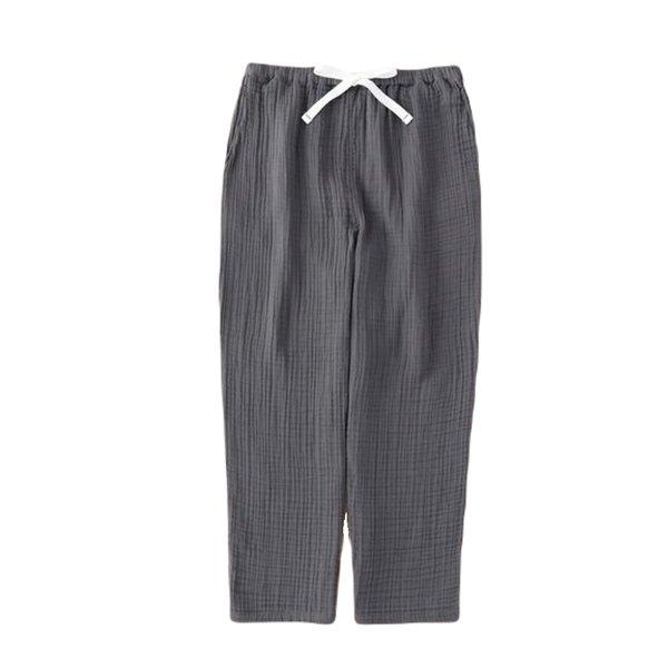 Crepe Gauze Men's Pants