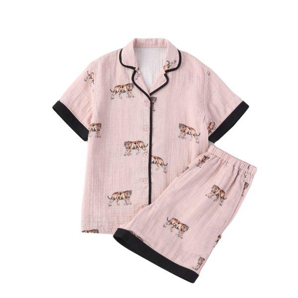 OG Tiger Pajamas OA