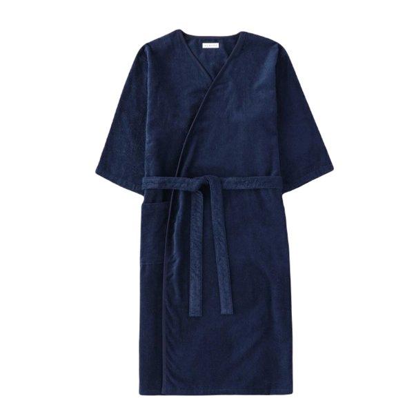 Airy Touch Men's Bath Robe