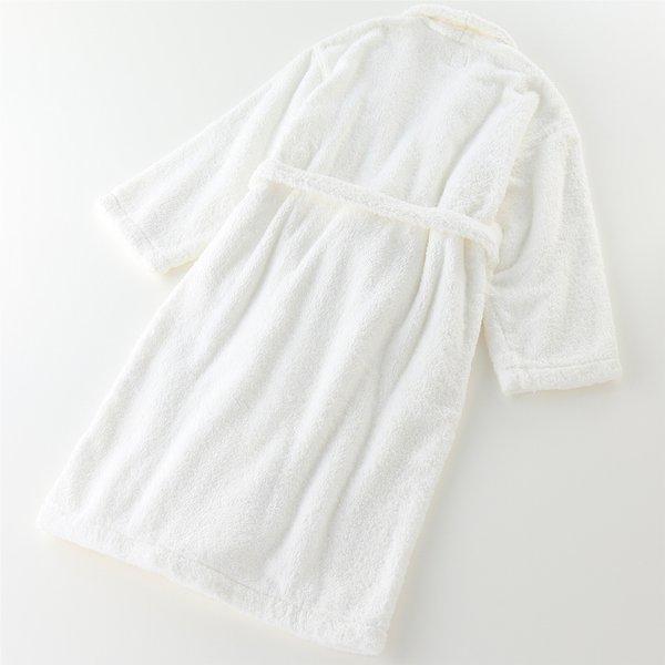 Sea Island Cotton Jewel Robe