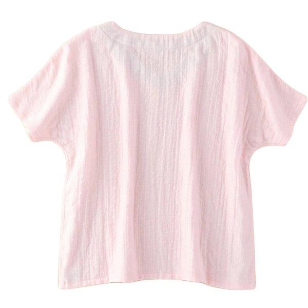 Marshmallow Gauze Dolman T-Shirt