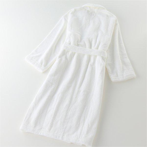 Sea Island Cotton Robe