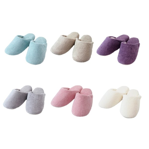 Cotton Color Slippers