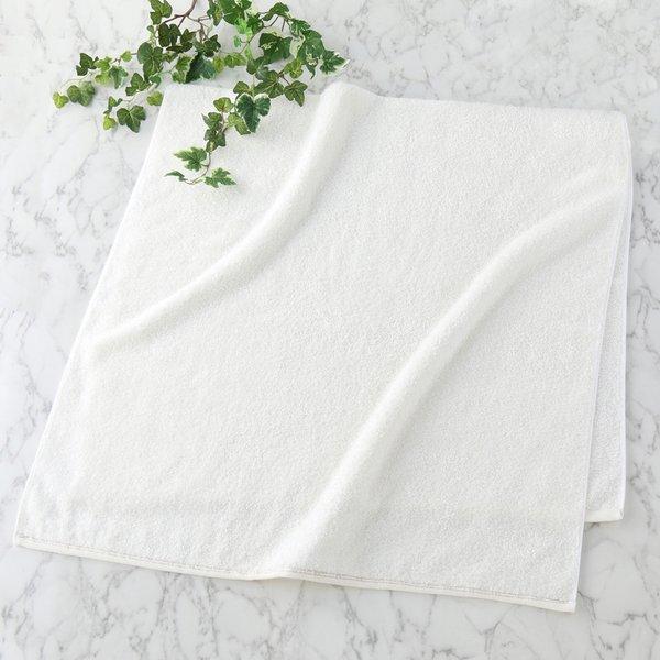 Skin Tsuyafuwa Silk Bath Towel